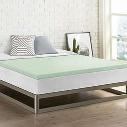 Best Price Mattress 2 Inch Memory Foam Bed Topper with with