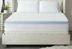 "Serta 3"" Lasting Dream Plus Gel-Infused Memory Foam Mattress"