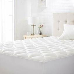 Conscious Series Cool-Touch Rayon Bamboo Mattress Topper Pad