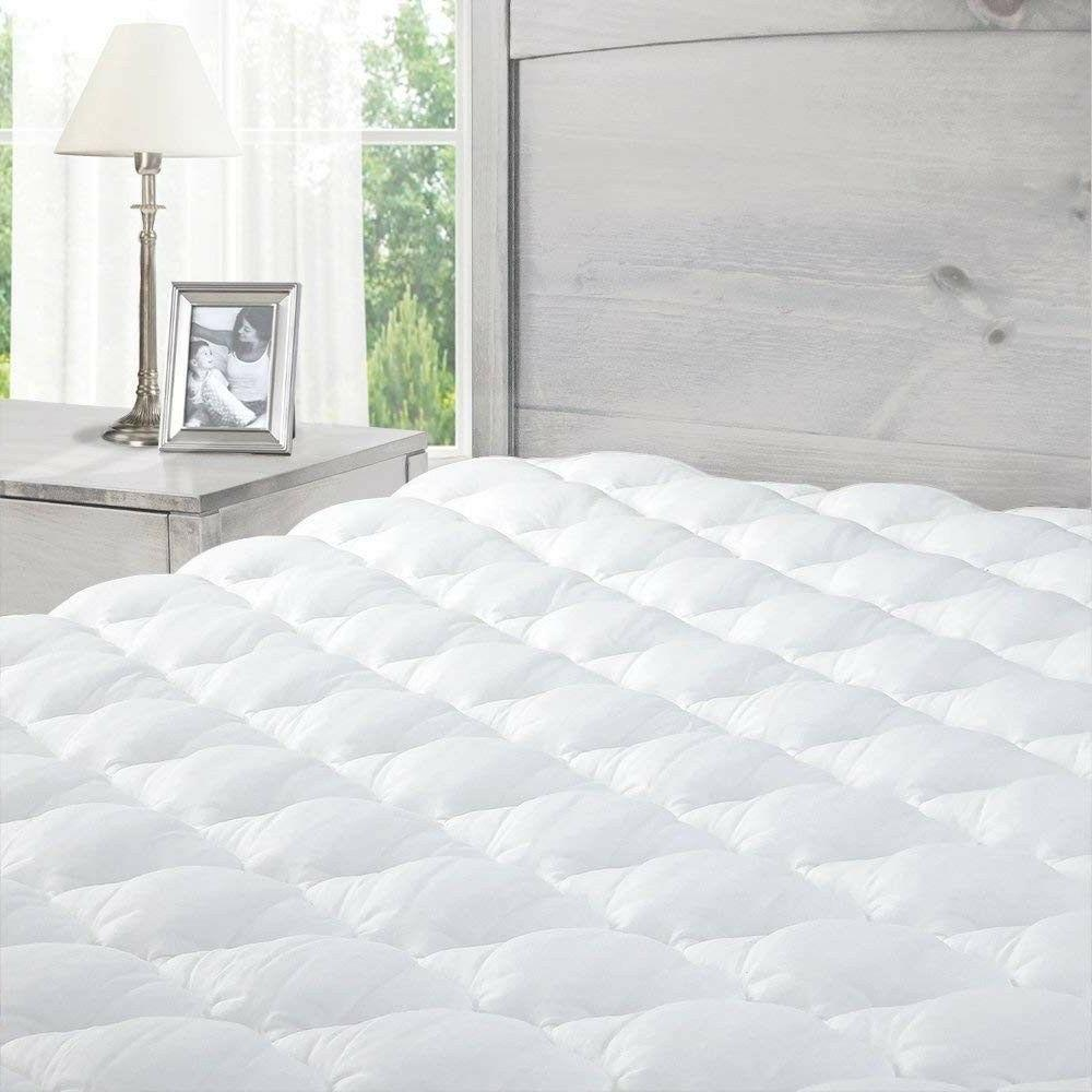 ExceptionalSheets Mattress with - Extra Topper