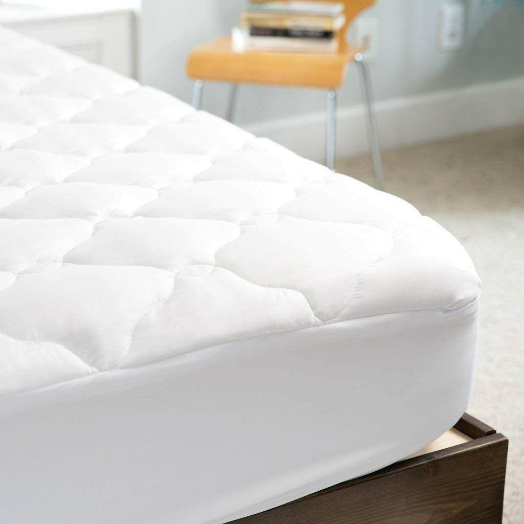 ExceptionalSheets Mattress with Skirt Extra Plush Topper