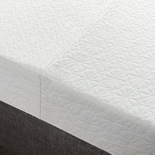 Best Twin Trifold - CertiPUR-US Mattress Topper with Twin size