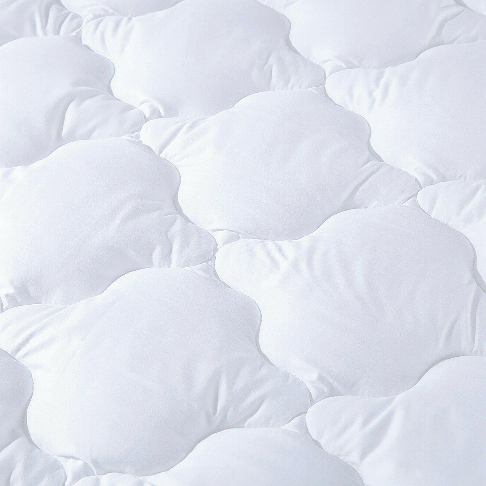 Puredown Pillow Quilted Mattress Protector All