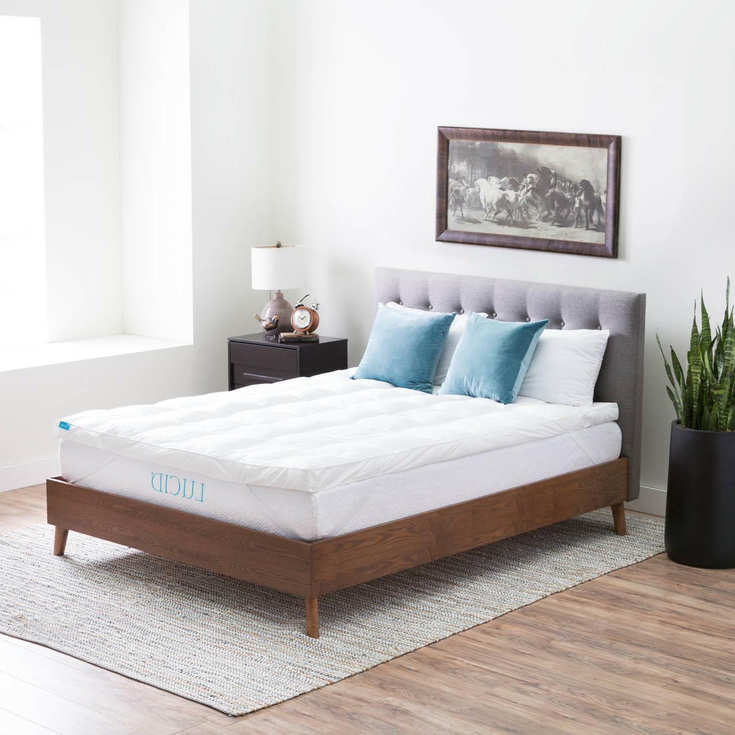 LUCID Bed Topper - Twin Full King