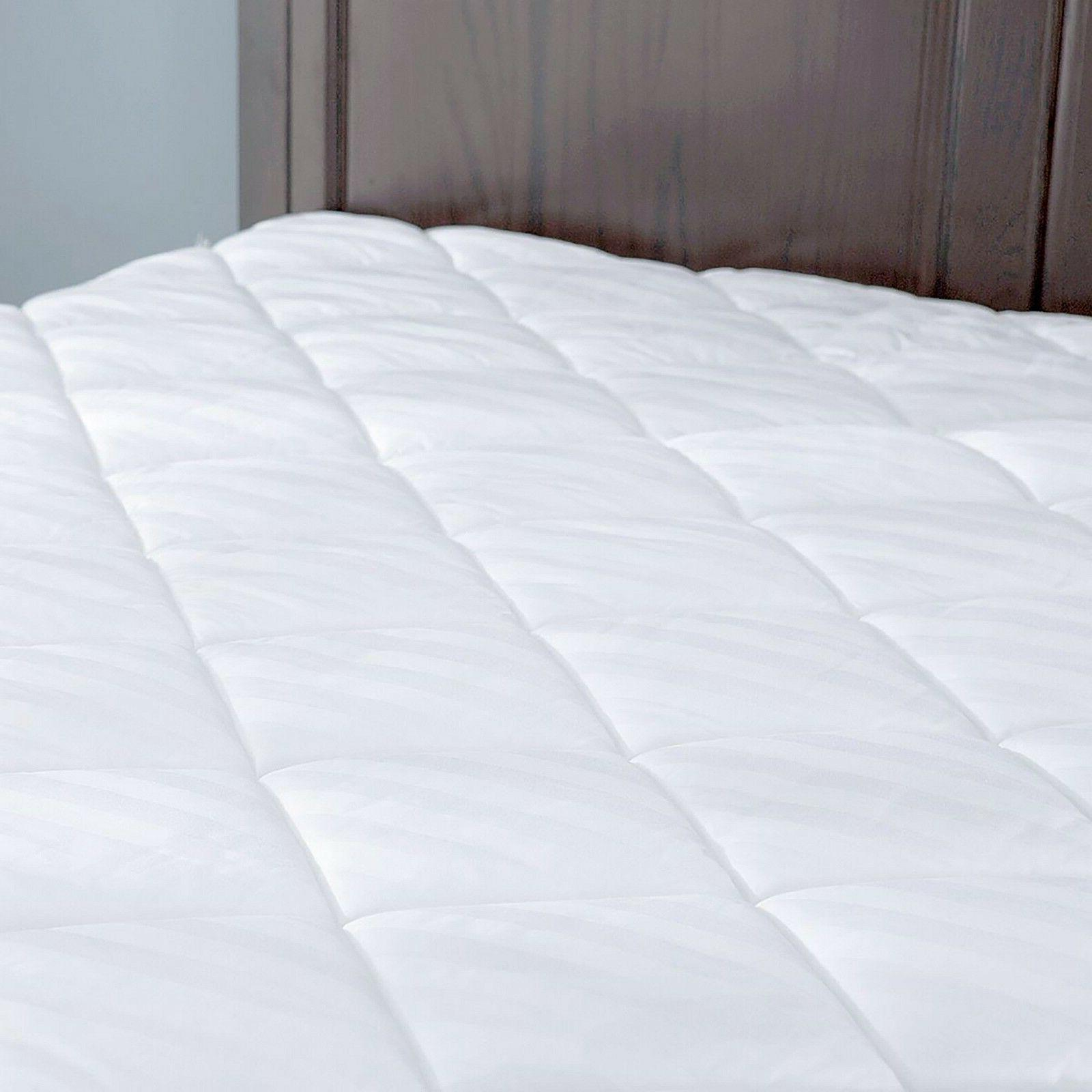 Hotel Pad Topper 500 Cotton King