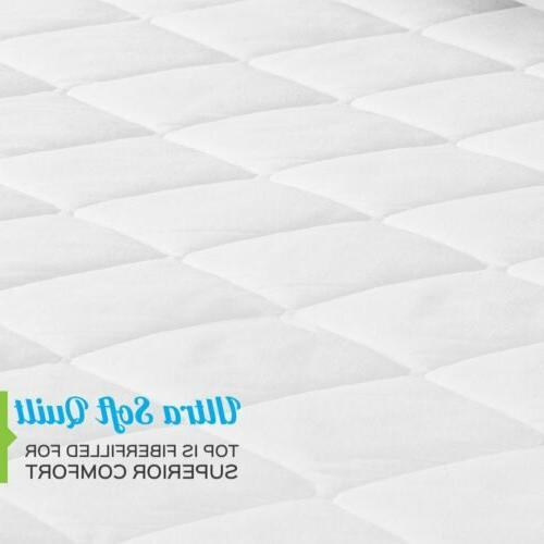 Mattress Cover Topper Bug Pad Protector Quilted 5 Size