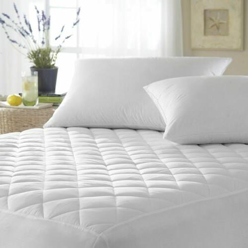 mattress cover bed topper bug dust mite