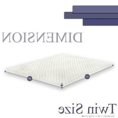 Mattress Topper Convoluted Crate King