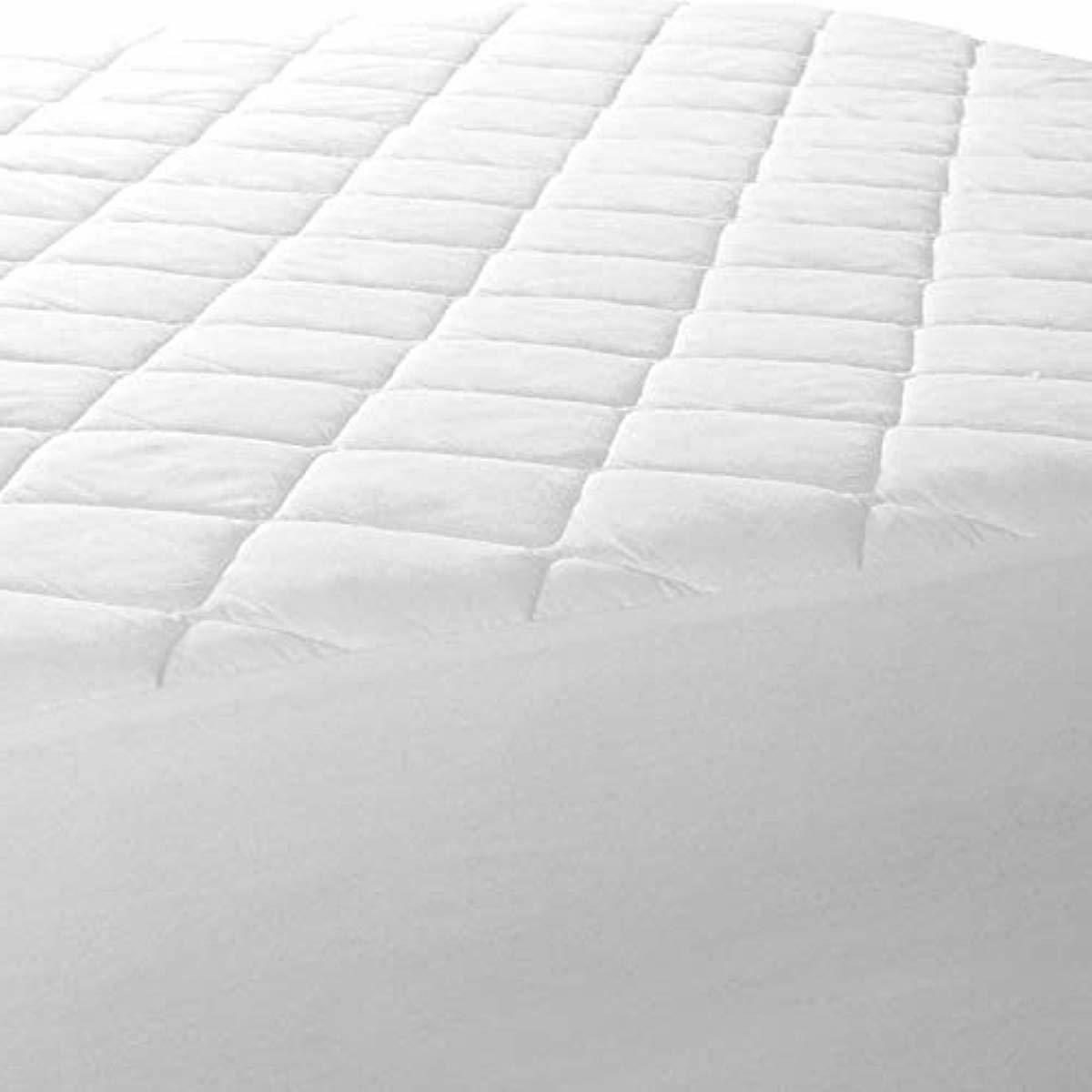 Topper Cover for Memory Foam Mattress Bed Pad Matress 16in