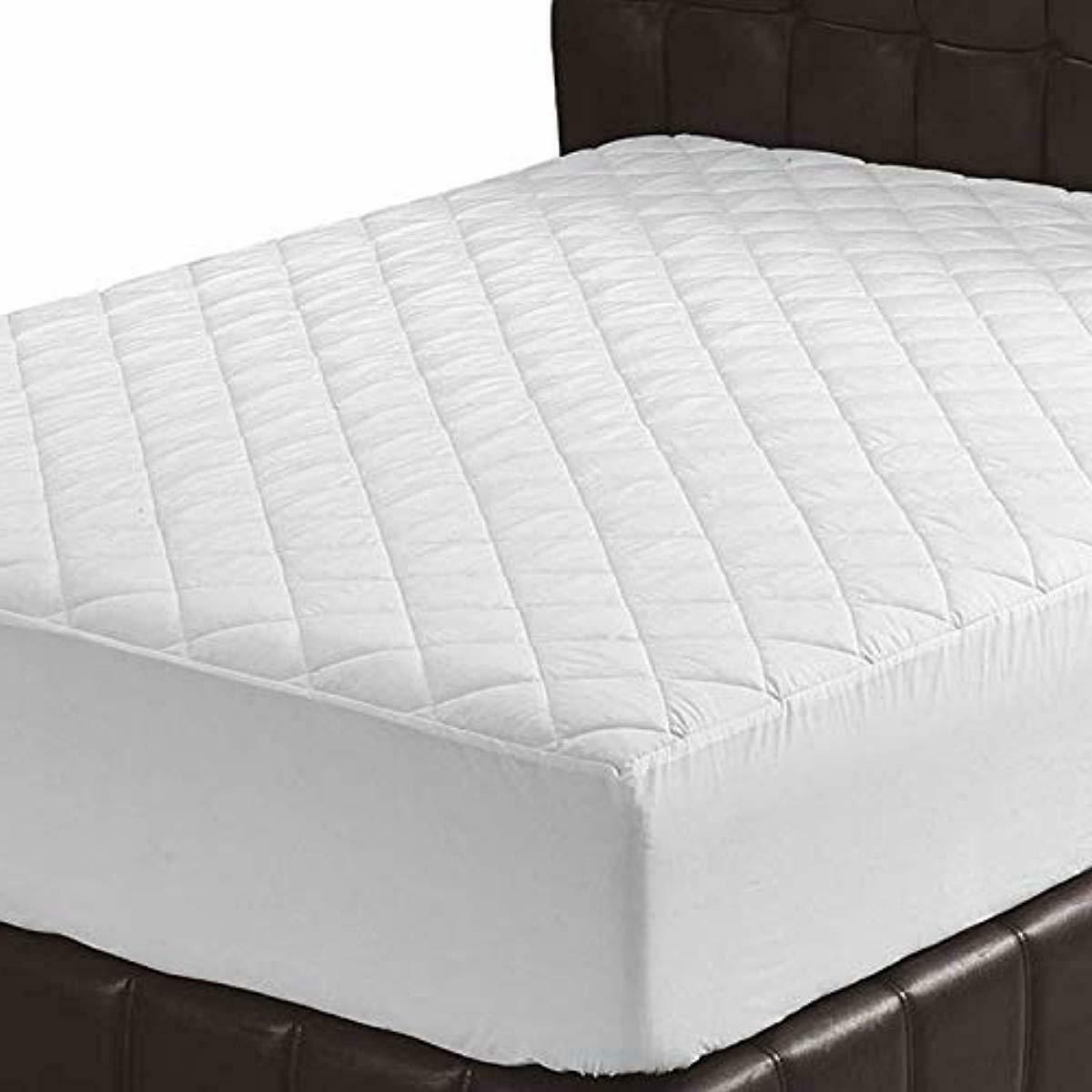 topper cover for memory foam mattress size