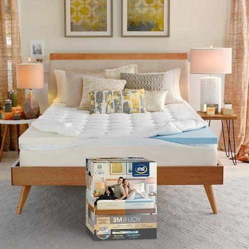 Serta You Personalized 3-inch Topper Free shipping