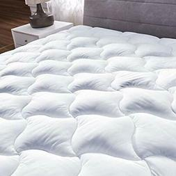queen size mattress pad cover snow down