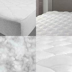 Rv Mattress Pad Extra Plush Topper Fitted Skirt Found In Mar