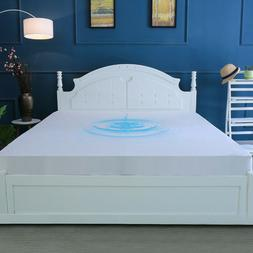 US Waterproof Mattress Cover Polyester Mattress Protector To
